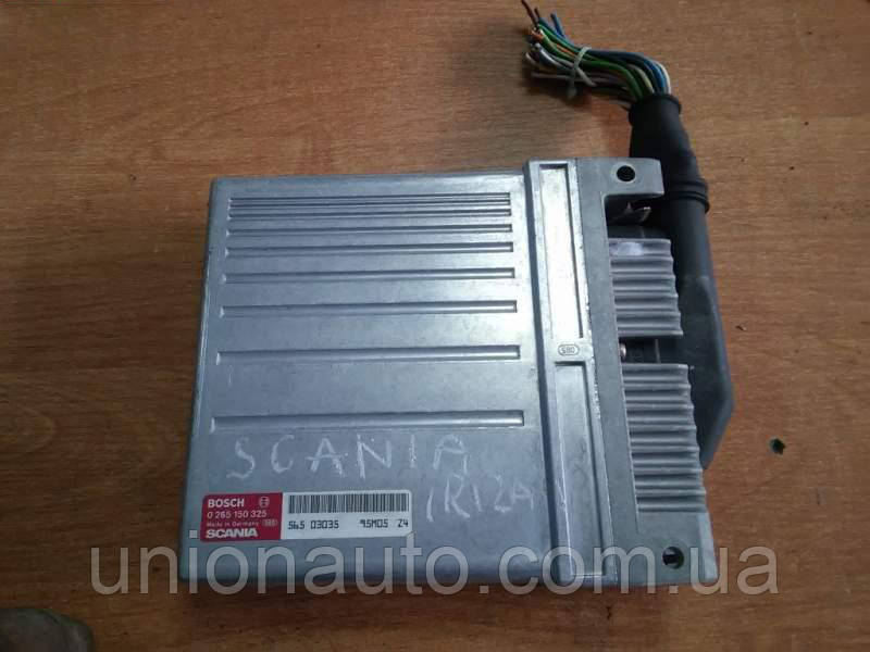 Блок управления, динамики тормоза/движения Scania ABS 0265150325 - 5650303595M05Z4