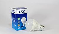 Лампочка электрическая LED LAMP E27 5W Круглые  UKC