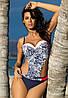 Монокини-купальник M 306 MATILDA (размер S в расцветках), фото 4
