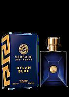 Мужская туалетная вода Versace Pour Homme Dylan Blue (Версаче Пур Хом Дилан Блю)