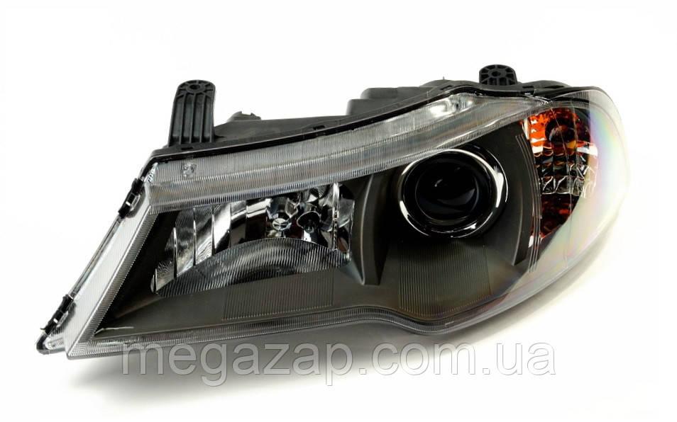 Фара передняя левая под электрокорректор Daewoo Nexia 08-