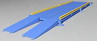 Комплект электронного весового оборудования для автомобильных весов
