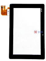 Тачскрин (сенсорный экран) Asus TF300, TF301, G03, (p/n:69.10I21.G03) черный