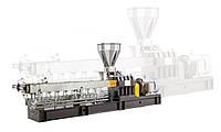 Екструдер-гранулятор SHJ-20