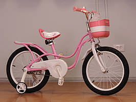 "Детский велосипед 18"" Royal Baby Little Swan (Ardis)"