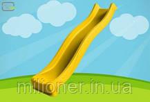 Горка детская пластиковая скользкая спуск 2,2 метра, фото 3