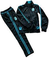 Спортивный костюм Adidas, Реал Мадрид. Футбольный, тренировочный. Сезон 16/17 (реплика)