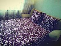Комплект постельного белья Голд-люкс(двуспальный)