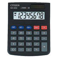 Калькулятор Citizen SDC-805II