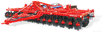 Борона дисковая модульная прицепная складная Антарес БДМП- 6Х4С