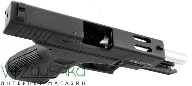 сигнально шумовой пистолет Retay 19C на затворной задержке