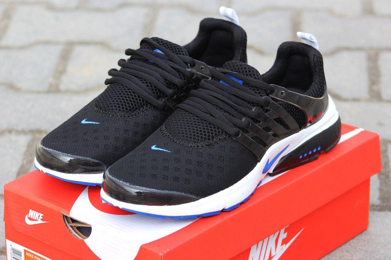 b1b0d51a898e Модные кроссовки Nike air presto черно-белые 42р - Интернет-магазин Дом  Обуви в