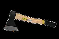 Топор 1000 г, ручка из твердых сортов древесины. HTools, 05K140