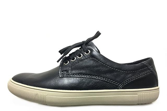Мужские кроссовки  ECCO Cesual Keds Black M