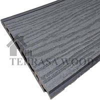 Фасадная доска okwood серый 165*13*3000 мм