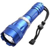 Підводний ліхтар Bailong BL-8766 (Cree T6, 5 режимів, 1x26650/4xAAA)