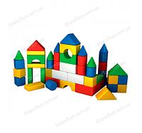 Кубики-конструктор Радуга 3 ТехноК
