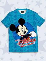 """Детская футболка с 3D изображением """"MICKEY MOUSE """""""