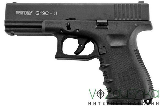 Сигнально шумовой пистолет Retay G19C-U