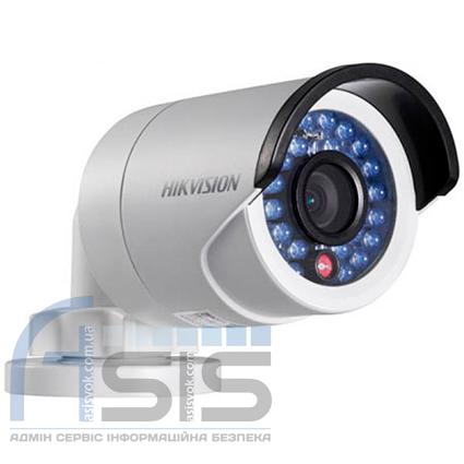 4.0 МП IP видеокамера Hikvision DS-2CD2342WD-I (2.8 мм), фото 2