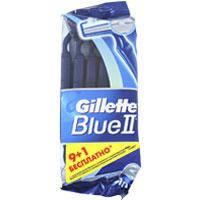 Gillette Станок для бритья одноразовый Blue ll (Набор 10шт)