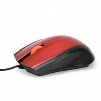 Проводная компьютерная мышь  HAVIT HV-MS689 USB, red, фото 1