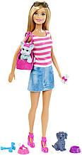 Барби Веселые питомцы DJR56