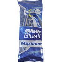 Gillette Станок для бритья одноразовый Blue ll Maximum (Набор 4шт)