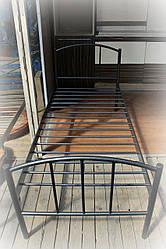 Односпальная кровать, каркас - металл