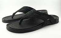 Шлепки спортивные кожаные с прошивной подошвой (Модель 723/1), фото 1