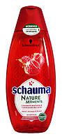 Шампунь Schauma Nature Moments Сочная малина & Подсолнечное масло для окрашенных волос - 400 мл.