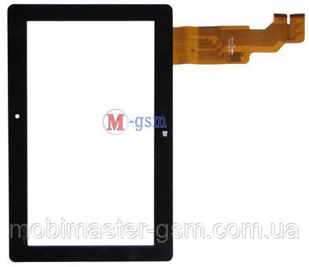 Тачскрин (сенсорный экран) Asus TF600T VivoTab RT черный