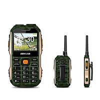 """Ударопрочный телефон Grsed E8800 camouflage камуфляж IP67 РАЦИЯ (2SIM) 2,4"""" 1,3 Мп оригинал Гарантия!"""