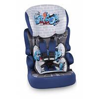 Детское автокресло Bertoni X-DRIVE+ (9-36кг) (blue graffiti)
