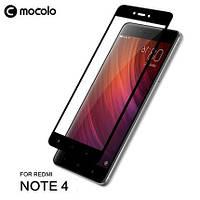 Защитное стекло Mocolo 2.5D 9H  для Redmi Note 4  черный