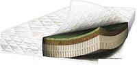 Детский матрас Верес Latex Lux 120 х 60 см, белый (7074)