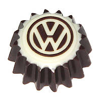 Шоколадная конфета с логотипом Ц-2