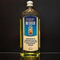 Оливковое масло Lolio de Cecco (Де Чеко) 1л рафинированное