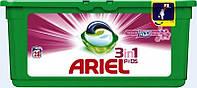 Капсулы для стирки ARIEL & Lenor universal 28 шт.