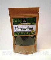 Спирулина водоросль - уникальная пищевая добавка, 50г