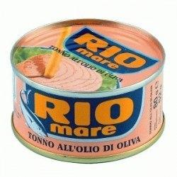 "Тунец ""RIO MARE"" в оливковом масле 80g"