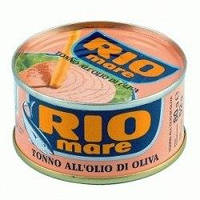 Тунец RIO MARE в оливковом масле 80g