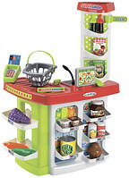 Продуктовый супермаркет Ecoiffier Сhef с кассой