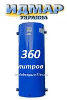 Аккумуляторный бак (буферная емкость) Идмар на 360 литров