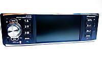 "Автомагнитола Pioneer 4019 CRB экран 4.1"". Bluetooth, Камера. Пульт на руль."