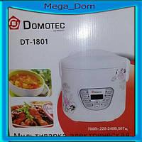 Мультиварка Domotec DT 1801