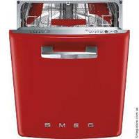 Италия. Встраиваемая посудомоечная машина, стиль 50-х г. Smeg ST2FABR2