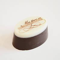 Шоколадная конфета с логотипом Ц-4, фото 1