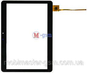 Тачскрин (сенсорный экран) Fly Flylife Connect 10.1 3G, Eplutus G10 (p/n:WGJ1084-J-V4) черный
