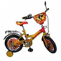 """Велосипед PROFI 12"""" V1126K """"Кунг-фу панда"""""""